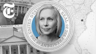 Who Is Kirsten Gillibrand? | 2020 Presidential Candidate | NYT News - THENEWYORKTIMES