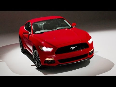 All-New 2015 Ford Mustang WORLD PREMIERE