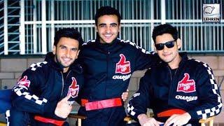Mahesh Babu & Ranveer Singh Come Together For A Commercial - LEHRENTELUGU