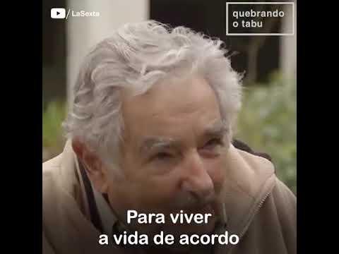 Ex-presidente do Uruguai, José Mojica