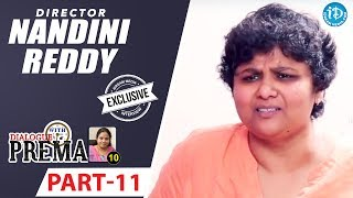 Director Nandini Reddy Exclusive Interview Part #11 || Dialogue With Prema || Celebration Of Life - IDREAMMOVIES