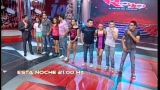 ROJO EL VALOR DEL TALENTO 17/12/2012