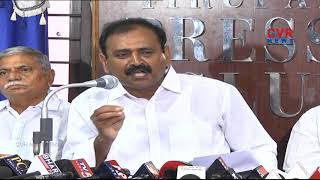 YCP Leader Bhumana Karunakar Reddy has made sensational comments on Chandrababu over Cash For Vote - CVRNEWSOFFICIAL