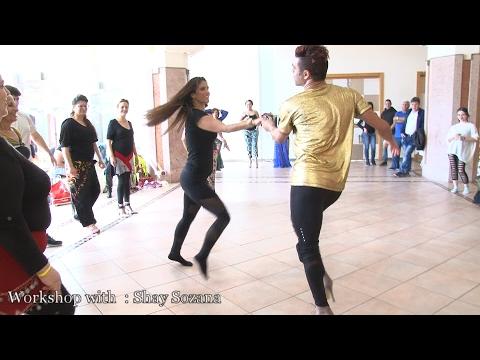 Workshop with Shay Suzana