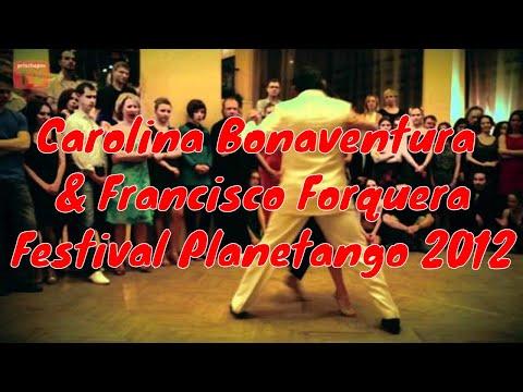 Carolina Bonaventura & Francisco Forquera, Festival Planetango 8, Russia, Moscow, 02.2012
