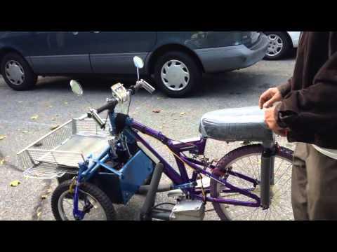 Mi pasa tiempo (Triciclo eléctrico)