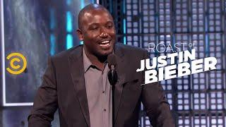 Roast of Justin Bieber - Hannibal Buress - Not a Big Fan - COMEDYCENTRAL
