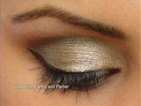 e.l.f Mineral Eye Shadow Swatches and Looks