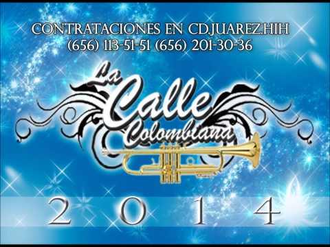 LA CALLE COLOMBIANA DARTE UN BESO