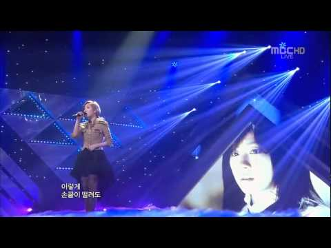 120428 Missing You Like Crazy  [The King 2 heart OST] - SNSD TAEYEON (LIVE MUSIC CORE)