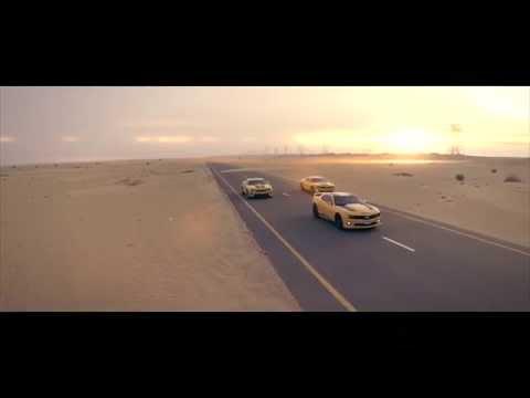Dubai Camaro Amazing Proposal