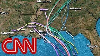 Southeast braces for Subtropical Storm Alberto - CNN
