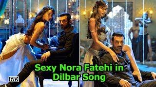 Dilbar Song | Sexy Nora Fatehi recreates Sushmita's song - IANSLIVE