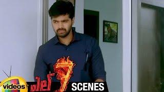 Adith Arun loses his job | Pooja Jhaveri Faints |  L7 Telugu Movie Scenes | Mango Videos - MANGOVIDEOS