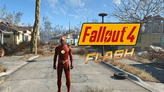 Fallout 4 Xbox One (Mod Showcase) The Flash 2.0