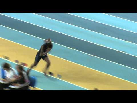 Istanbul 2012 Competition: Long Jump Women Final - Brittney Reese USA