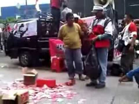 DEMO TELKOMSEL TGL 2 FEB 2013