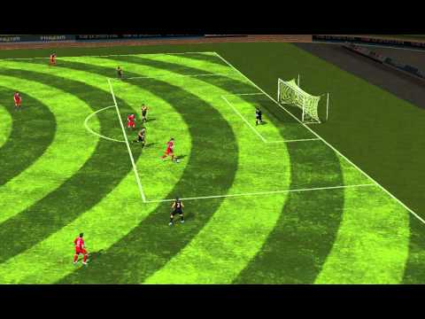 FIFA 14 Android - Lecce AS VS U.N.A.M.