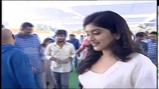 Vaishnav Tej's debut movie opening | idlebrain.com - IDLEBRAINLIVE