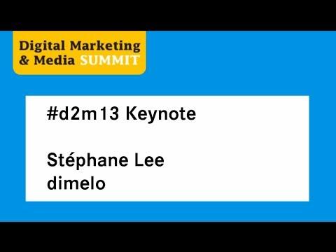 #d2m13 | Stéphane Lee, dimelo