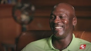 Michael Jordan On Trash Talk, Gary Payton & Twerking