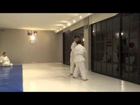 Clase Regular de Aikido Kids 01