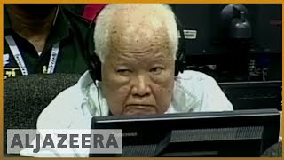 🇰🇭 🇻🇳Khmer Rouge leaders convicted for genocide in Cambodia | Al Jazeera English - ALJAZEERAENGLISH