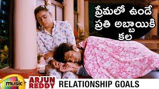 Relationship Goals Best WhatsApp Status Video | Arjun Reddy Love Scene | Vijay Deverakonda | Shalini - MANGOMUSIC