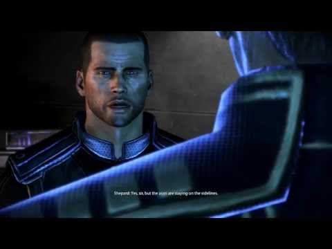 """Mass Effect 3"", HD walkthrough (Insanity, Soldier, Paragon only), Part 6 - Normandy (after Palaven)"