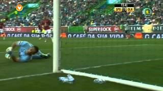 29J :: Sporting - 1 x Olhanense - 0 de 2012/2013