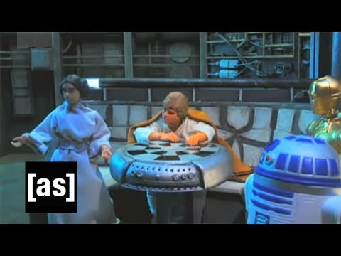 Robot Chicken: Luke's Lack of Perspective
