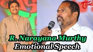 R.Narayana Murthy wants to see Pawan Kalyan as CM - TELUGUONE
