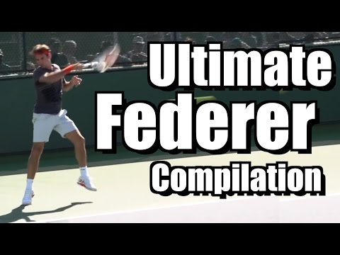 Roger Federer Ultimate Compilation