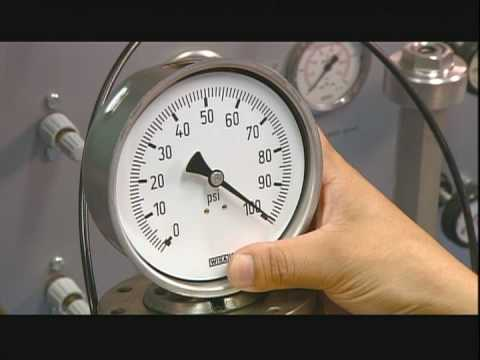 How Pressure Gauges are Made