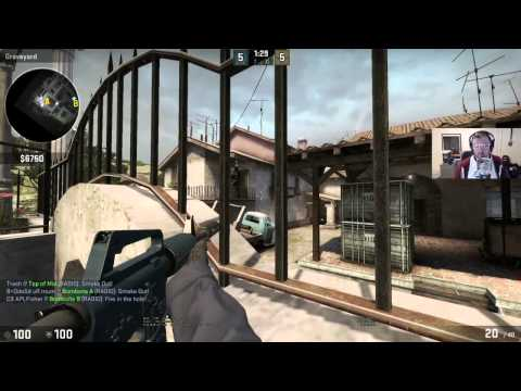 Best Game of CS:GO Ever - First Half