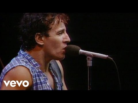 bruce springsteen born to run lyrics. Bruce Springsteen - Born To
