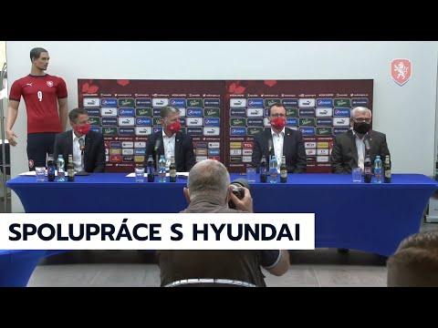 Autoperiskop.cz  – Výjimečný pohled na auta - Hyundai prodlužuje spolupráci s fotbalovou reprezentací, zaměří se na elektrifikované modely