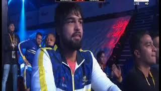 PWL 3 Day 12: Erdenebatyn Bekhbayar Vs Vladimir Khinchegashvili at PWL season 3 | Highlights - ITVNEWSINDIA