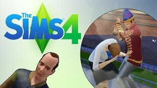watch the youtube video The Sims 4 - The Adventures Of Borris - Arch Enemy! [4]