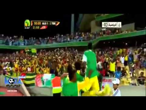 Algerie Vs Togo 0 2   All Goals 26 01 2013   HD