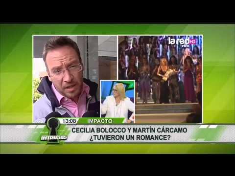 ¿Cecilia Bolocco habría tenido una relación con Martín Cárcamo?