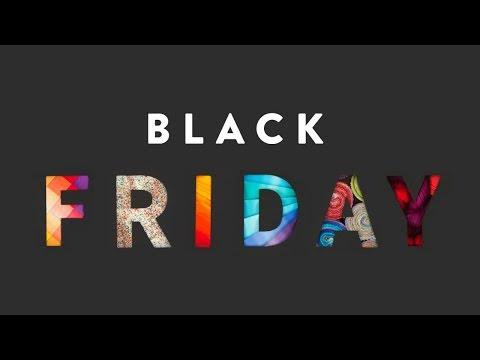 DON'T MISS --- 2016 Black Friday on Craftsy.com!