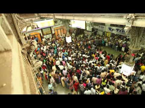 Flash Mob Mumbai -  CST  Official Video