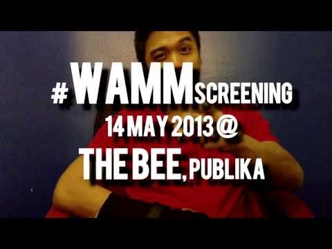 #WAMMscreening Post Event Vid 14 May 2013