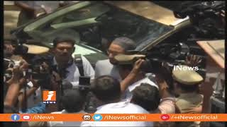 MIM Leaders Asaduddin Owaisi To Meet With KCR Today | Telangana Assembly Election | iNews - INEWS
