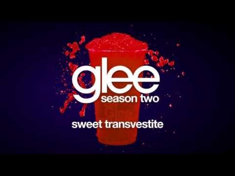 Sweet Transvestite | Glee [HD FULL STUDIO]