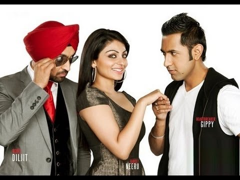 Exclusive - Jihne Mera Dil Luteya - Official Theatrical Trailer - Gippy Grewal - Neeru Bajwa - HQ