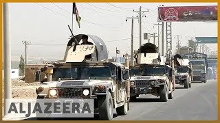 🇦🇫 Afghan army makes significant gains against Taliban in Ghazni | Al Jazeera English - ALJAZEERAENGLISH