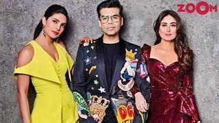 Kareena Kapoor Khan & Priyanka Chopra to share the couch on Koffee With Karan | Bollywood News - ZOOMDEKHO