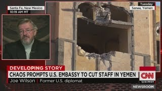 U.S. embassy cuts staff in Yemen - CNN